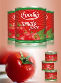 Tomate Paste (Boxed)