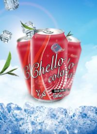 Chello Cola 330 ml